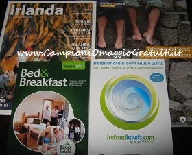 Guide turistiche Irlanda da ricevere a casa