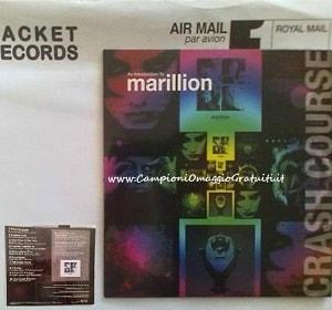 Marillion cd omaggio