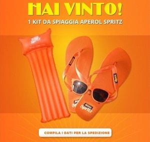 Concorso Aperol Spritz