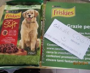 Campioni Omaggio Friskies Nutri Soft