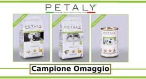 Campioni Omaggio Cibo per Cani e Gatti Petaly