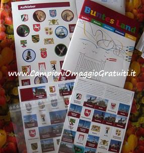 Kit adesivi Bundes land