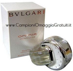 Campioncini Bulgari Omnia Cristalline