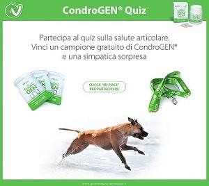 Campioni Omaggio per cani Condrogen