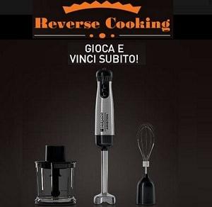 Concorso Reverse Cooking