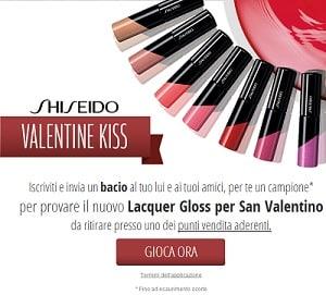 Campioni Omaggio Shiseido Gloss