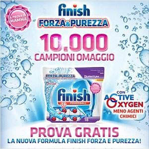 Campioni Omaggio finish Powerball
