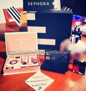 Premi Sephora Concorso