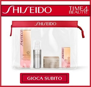 Concorso Time4Beauty Shiseido