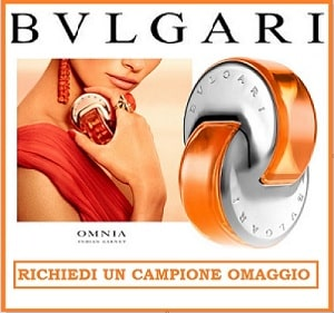 Campioni Omaggio Bulgari Omnia Indian Garnet