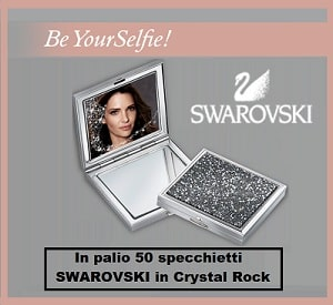 Concorso Swarosky Be Your Selfie