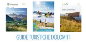 Guide Turistiche Dolomiti da ricevere a casa