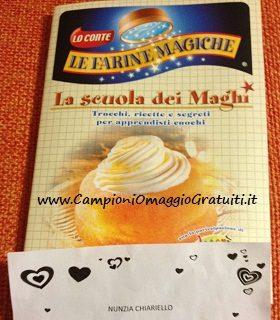 ricettari gratis farine magiche