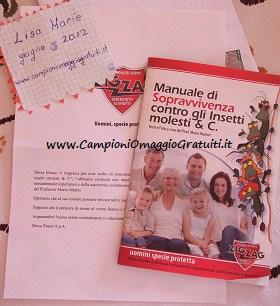 gratis manuale contro insetti molesti