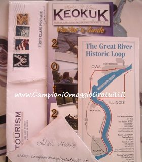 guida turistica Keokuk Iowa