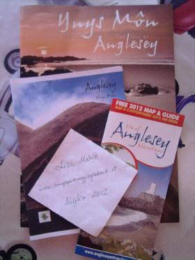 guida turistica gratis Anglesey