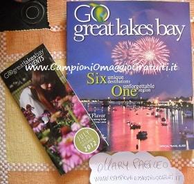 guida turistica gratuita michigan great lakes bay