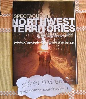 guida turistica nothwest territory