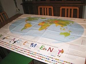 Mappa del mondo GRATIS