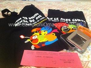 borsa, maglietta e pendrive USB GRATIS da sonounpolimero.it