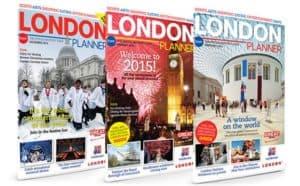guida di londra london planner
