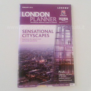 london planner febbraio 2013