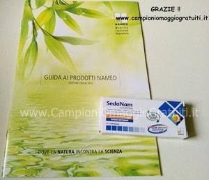Campioni Gratuiti prodotti Named