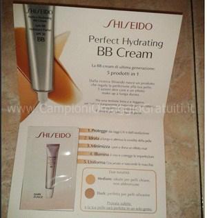 campioni omaggio bb cream shiseido