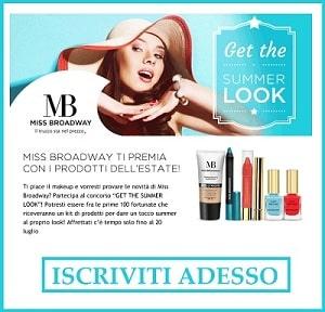 Concorso a Premi Miss Broadway