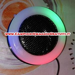 Disco Speaker Omaggio Pringles