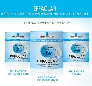 Campioni Gratuiti Effaclar