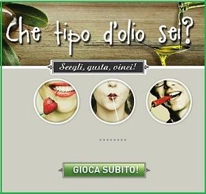 Concorso Solo Olive Italiane