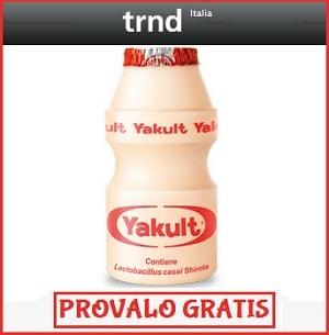 Diventa Tester Yakult su TRND
