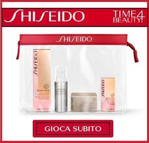 Concorso Time4Beauty Shiseido