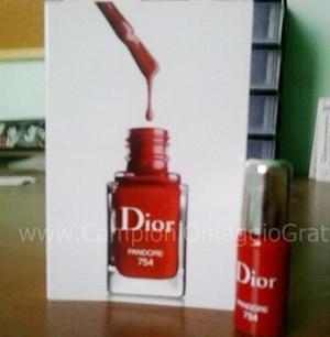 Campioni Omaggio Smalti Dior
