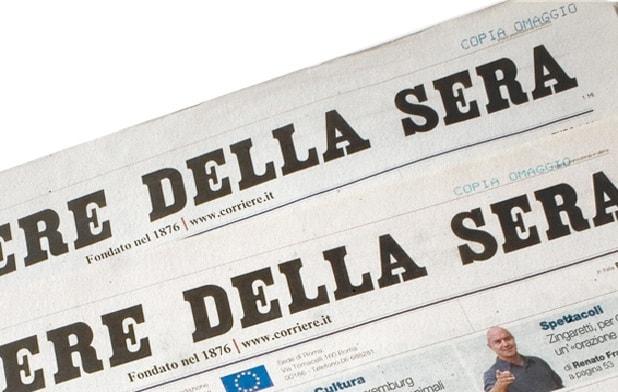 Corriere della sera gratis a casa for Corriere della casa