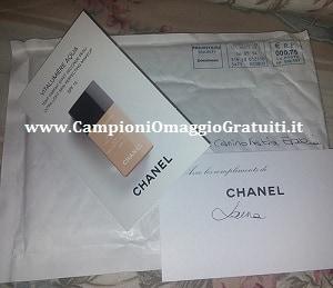 Campioni Omaggio Chanel a sorpresa