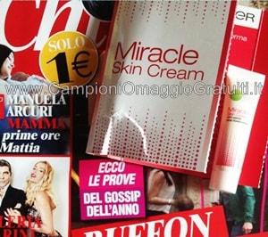 Garnier Miracle Skin Cream Omaggio