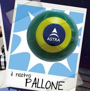 Pallone Astra Omaggio