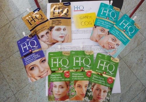 Premi Concorso HQ Cosmetic