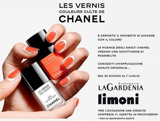 Prova Gratuita Smalti Chanel