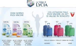 Concorso a Premi La valigia di Lycia