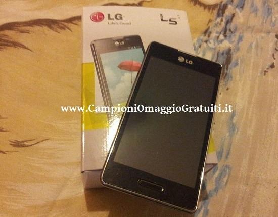 Smartphone LG GRATIS su Amazon