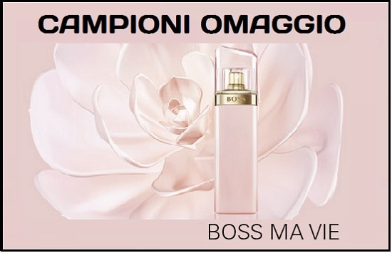 Campioni Omaggio Hugo Boss Ma Vie2
