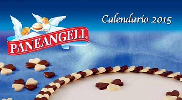 Calendario 2015 GRATIS Paneangeli