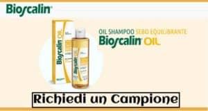 Campioni omaggio Bioscalin Oil