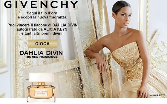 Concorso Givenchy Dahlia Divin