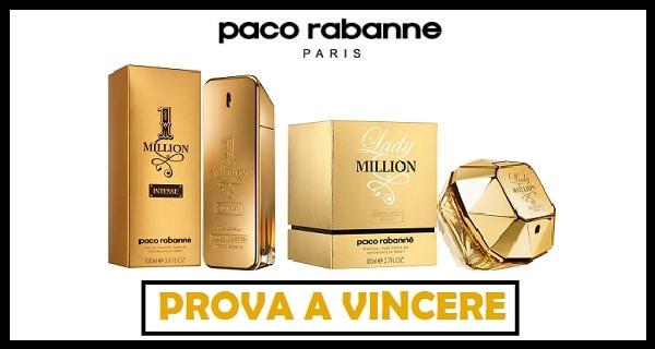 Concorso a Premi Paco Rabanne