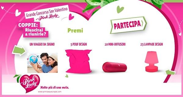 Concorso di San Valentino Pink Lady