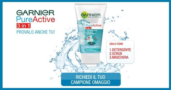 Campione Omaggio Garnier Pure Active